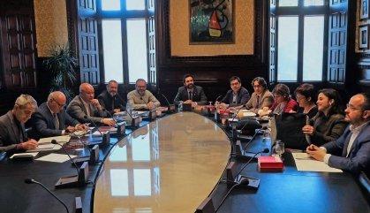 La Mesa bloqueja la investigació sobre l'espionatge dels Mossos