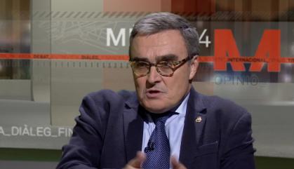 Ros deixa l'alcaldia de Lleida per ser ambaixador a Andorra