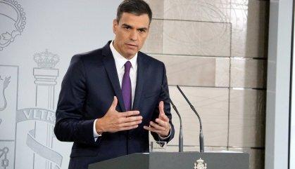 Sánchez manté el diàleg amb Catalunya