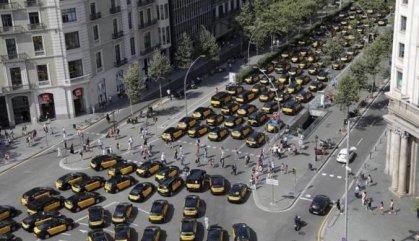 Els taxistes faran serveis mínims a hospitals