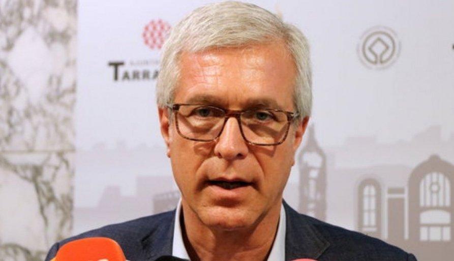 Ballesteros vol tornar a presentar-se a l'alcaldia de Tarragona