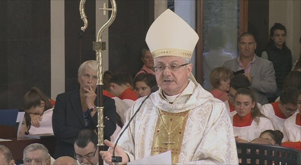 """Els col·lectius feministes demanen deixar de banda """"les amenaces"""" del bisbe"""