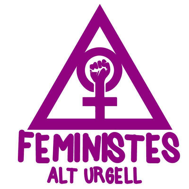 El col·lectiu feminista de l'Alt Urgell dóna suport a la crema de fotos de l'arquebisbe Vives