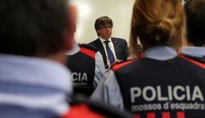 Acusen els Mossos d'espiar els cossos policials de l'Estat