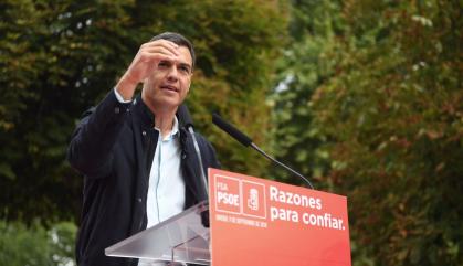 Pedro Sánchez fa accessible a Internet la seva tesi doctoral