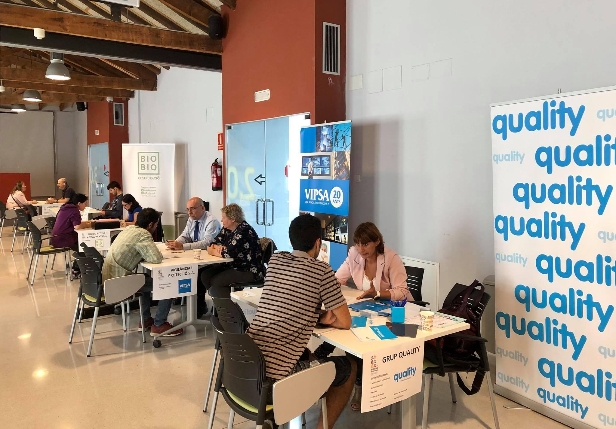 Workshop de la Seu: xifres 'manipulades' sobre el nombre d'aturats a l'Alt Urgell