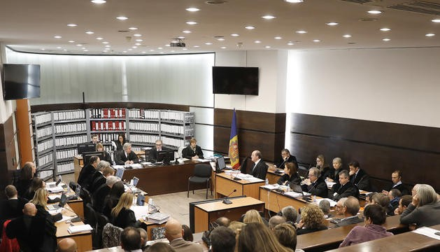 El judici pel 'cas BPA' es reprendrà el 15 d'octubre