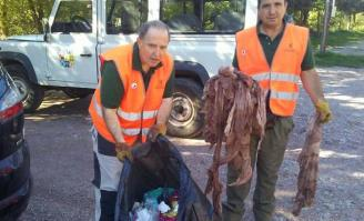 El Parc del Cadí-Moixeró denuncia que els boletaires embruten el bosc