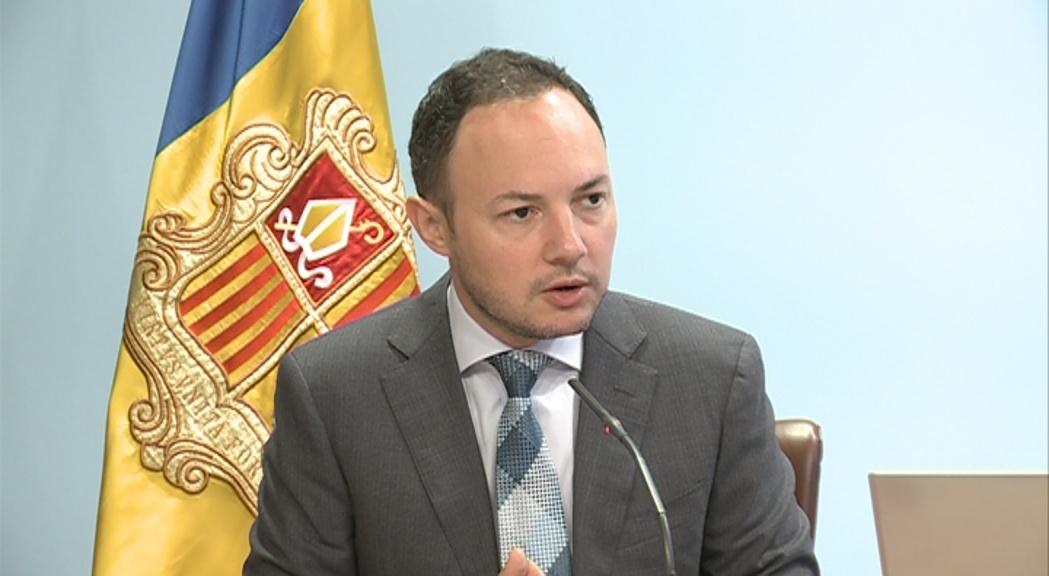 El govern va fer una llei a mida per afavorir la família de Xavier Espot