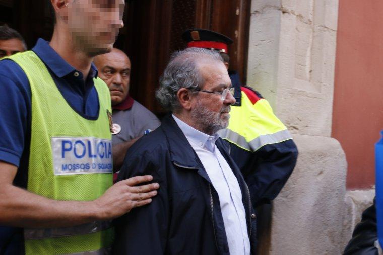 Llibertat amb càrrecs per al president de la Diputació de Lleida