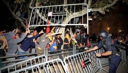 """El Sindicat de Mossos acusa Interior de """"posar en perill la seguretat dels agents"""""""