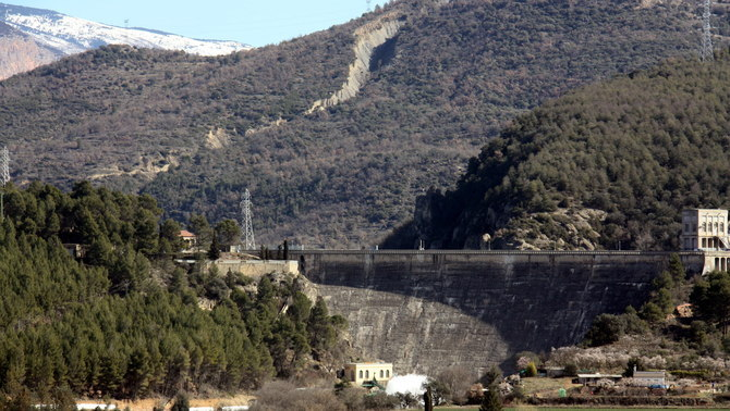 La CUP vol recuperar les  hidroelèctriques amb concessions caducades