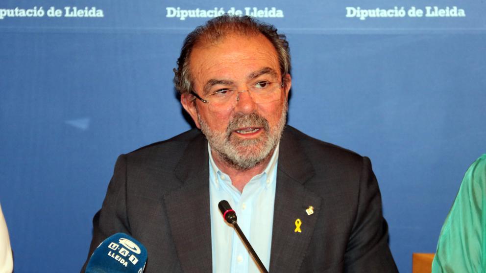 Dimiteix el president de la Diputació de Lleida per greus sospites de corrupció