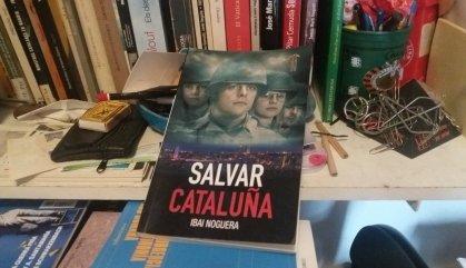 Una novel·la sobre el procés emprenya l'independentisme