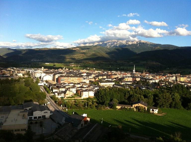 La Seu d'Urgell continua a la cua dels municipis amb menys renda familiar del Pirineu