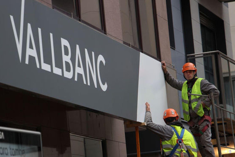 L'AREB no cobrarà 3,1 milions d'euros per la venda de Vall Banc al fons JC Flower