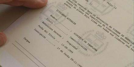 Primer llistat de patrimoni 'adquirit' per l'església, i silenci del bisbat d'Urgell