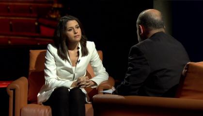 Arrimadas i Sanchis s'enganxen per TV3