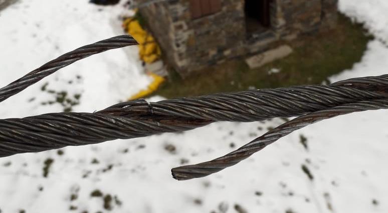 Sabotatge: Tallen els cables d'un teleesquí i dos telecabines de Pal-Arinsal