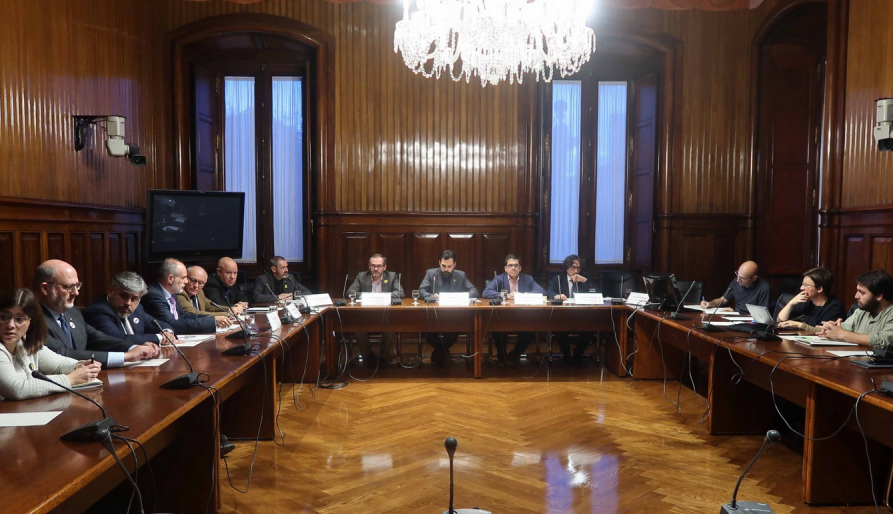 Jxcat pretén recuperar la investidura telemàtica de Puigdemont