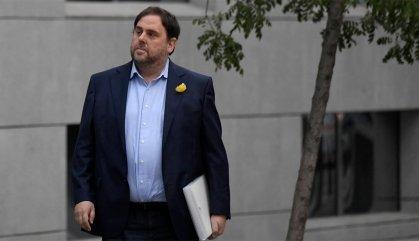 La Fiscalia demana 25 anys de presó per a Junqueras i 17 per a Forcadell i els Jordis