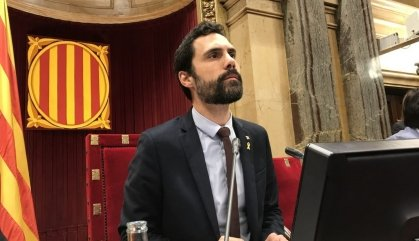 Torrent vol acabar amb la brega al Parlament