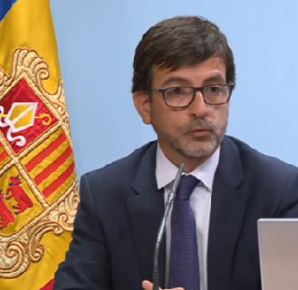 """El Govern considera """"incomprensible i poc seriosa"""" la demanda de dimissió d'Espot"""