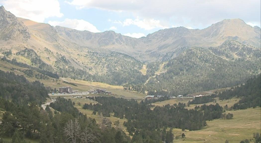 El futur aeroport d'Andorra comença a agafar forma
