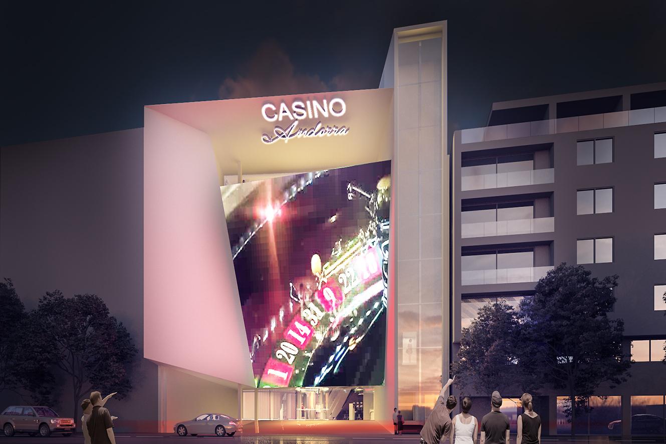 Quatre aspirants al Casino d'Andorra demanen a la Justícia la nul·litat de l'adjudicació