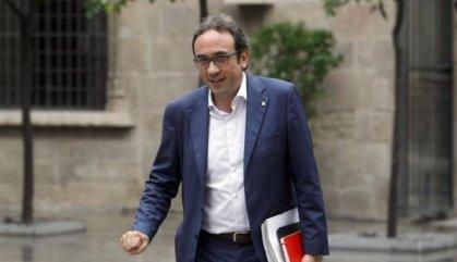 L'exconseller Josep Rull medita sumar-se a la vaga de fam
