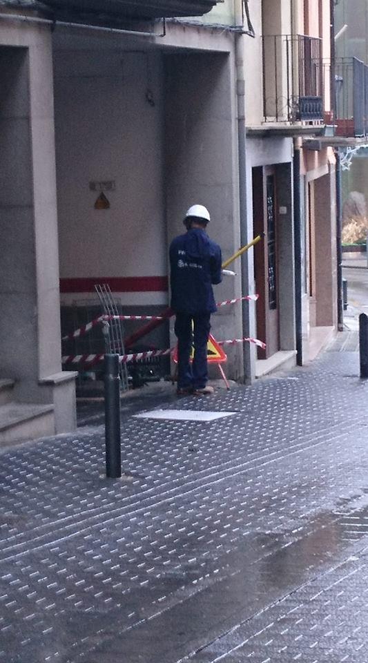 Queixes de molts veïns de Puigcerdà pels constants talls de llum