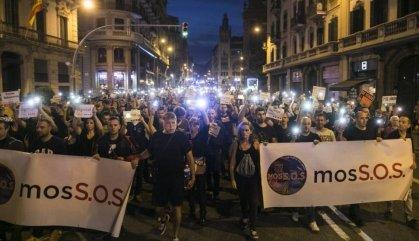 El desgovern dels Mossos posa en perill la seguretat ciutadana a Catalunya