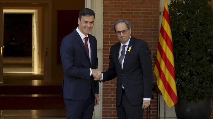 Cita Sánchez-Torra a Pedralbes