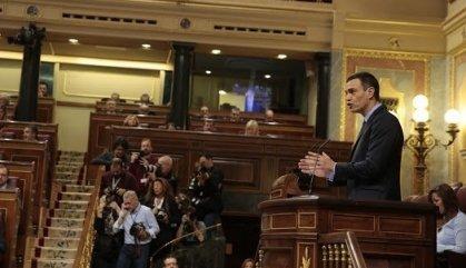 """Sánchez amenaça amb una resposta """"contundent"""" per defensar l'ordre constitucional"""