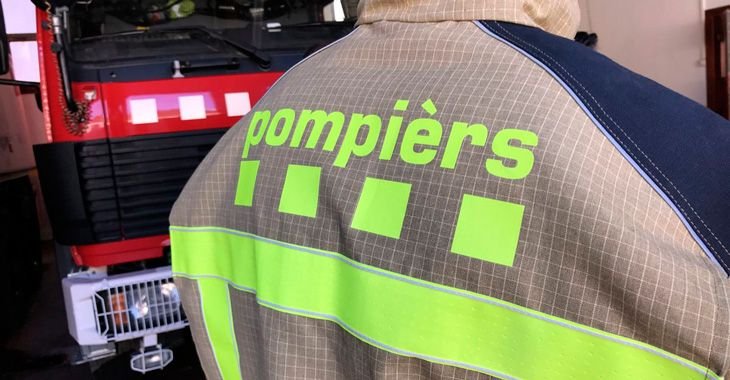 Reclamen millores urgents en la dotació de personal dels Pompièrs d'Aran