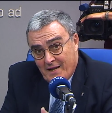 Àngel Ros dimiteix com a president del PSC