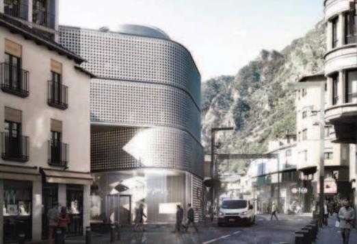 Barrière registra la marca 'Casino de les Valls' per a Andorra