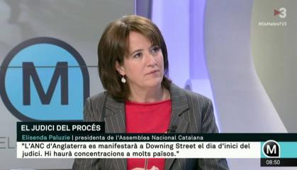 L'ANC 'apreta' Torra i Puigdemont