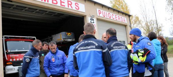 La parella que es va perdre al Puigpedrós a l'octubre no pagarà el rescat