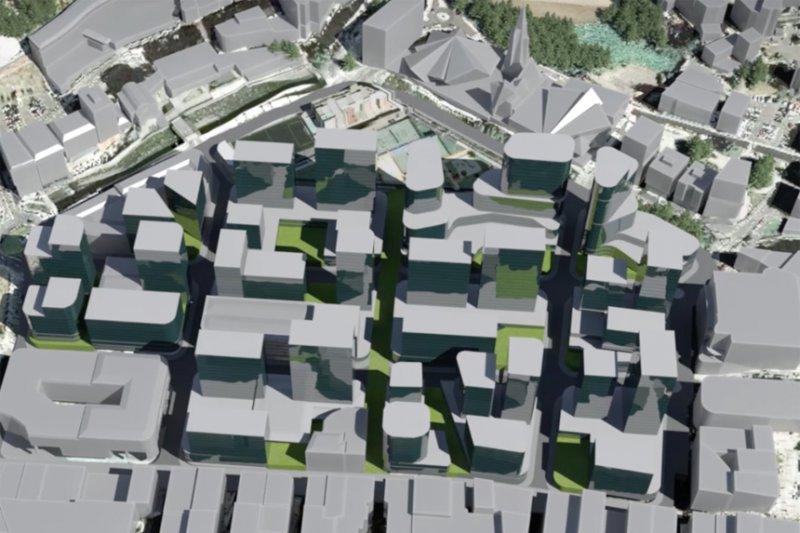 Manca d'habitatge i comuns que recapten un 40% més per tributs a la construcció