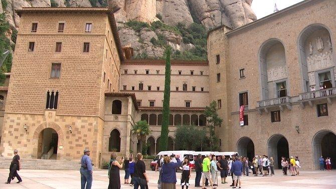 L'Abadia de Montserrat nega haver encobert abusos sexuals