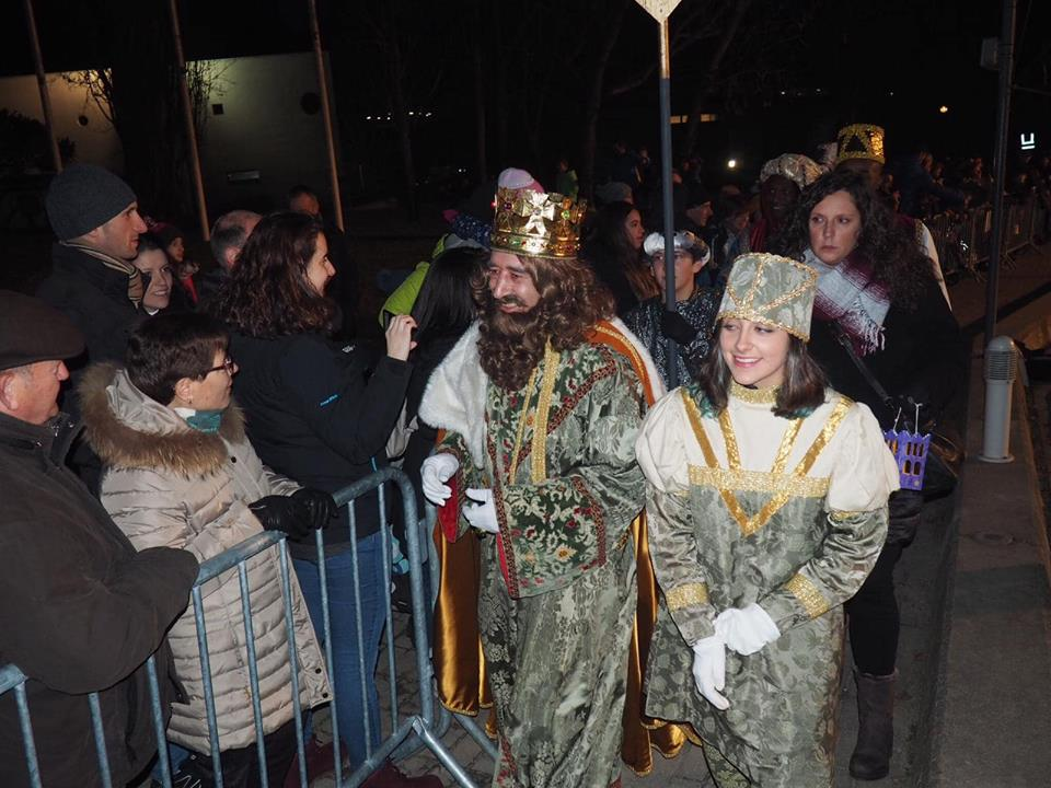 L'alcalde Albert Batalla evita rebre als Reis al Parc del Segre