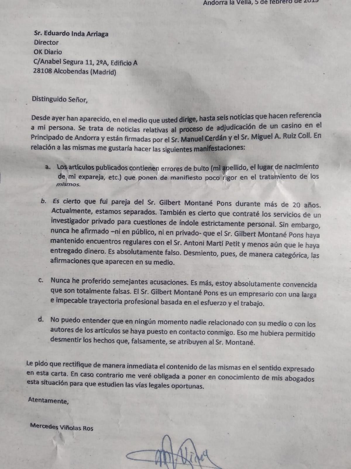 Montané (Jocs SA) paga una indemnització a la seva exdona…que ara ho nega tot