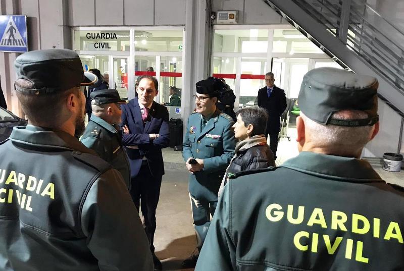 La comissaria de policia de la Seu expedirà targetes d'identitat d'estrangers