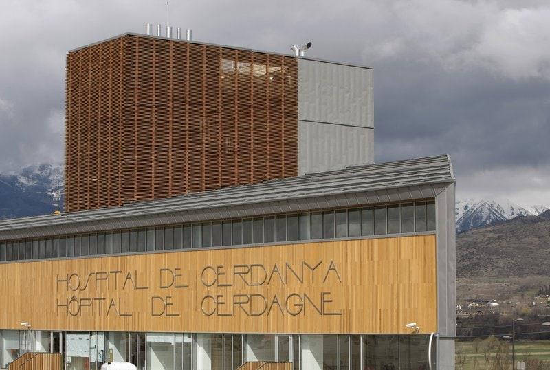 França es replanteja l'aportació a l'hospital de Puigcerdà pel baix nombre d'usuaris gals