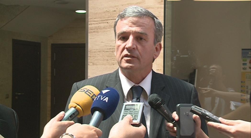 """Nomen afirma que el problema de la política andorrana és """"la impunitat a la corrupció"""""""