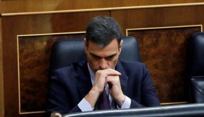 Sánchez prepara eleccions al no prosperar els pressupostos