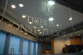 Admès a tràmit el recurs d'inconstitucionalitat a la Llei de Funció Pública