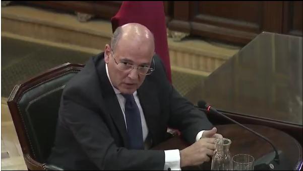"""Pérez de los Cobos: """"La relació amb el senyor Trapero va ser sempre difícil"""""""