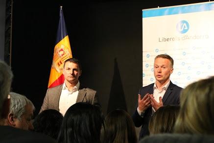 Eleccions 7-A: Liberals crearà el premi Manual Digest per a joves talents andorrans